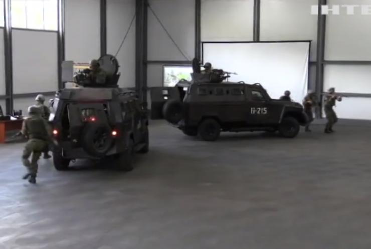 У Києві українських силовиків навчають боротися з ядерним тероризмом