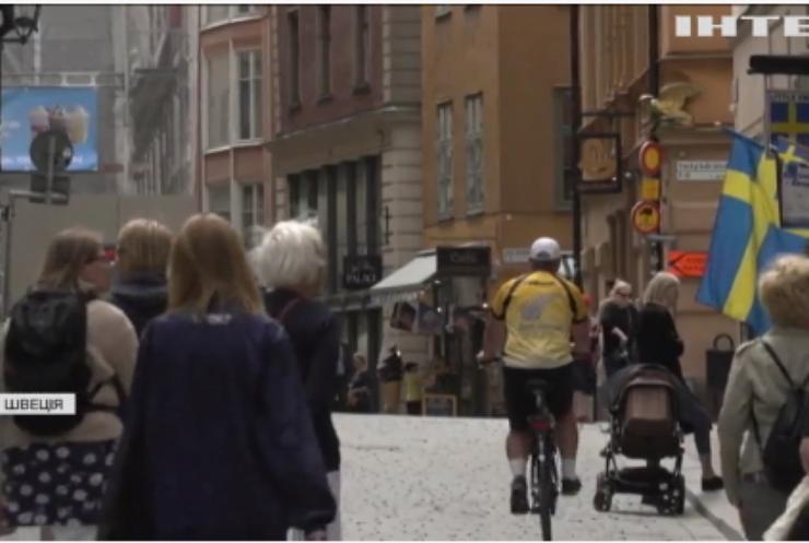 У Швеції планують розпочати вакцинацію третьою дозою