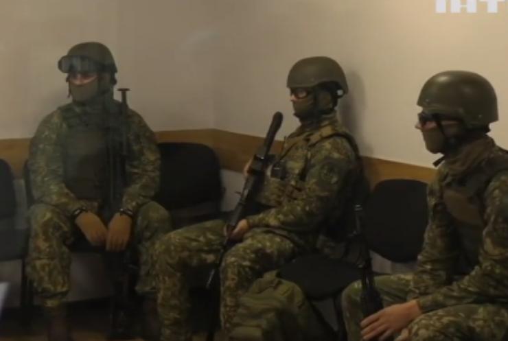 В Україні підрозділи Нацгвардії навчалися боротьбі з ядерним тероризмом