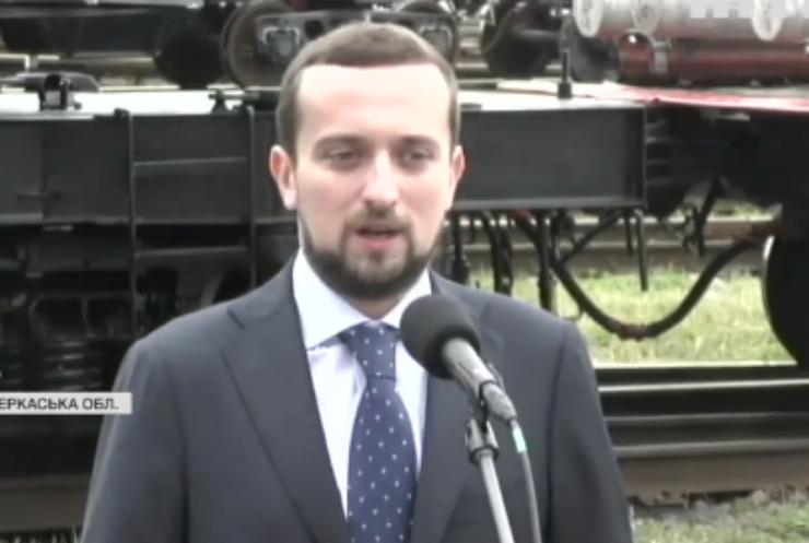 Із Черкас до Києва запустять швидкісні електропотяги