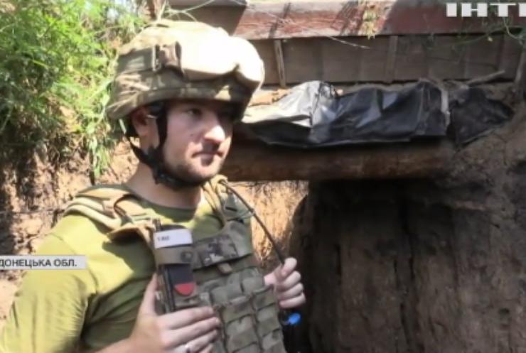Війна на Донбасі: бійці повідомляють про загострення ситуації