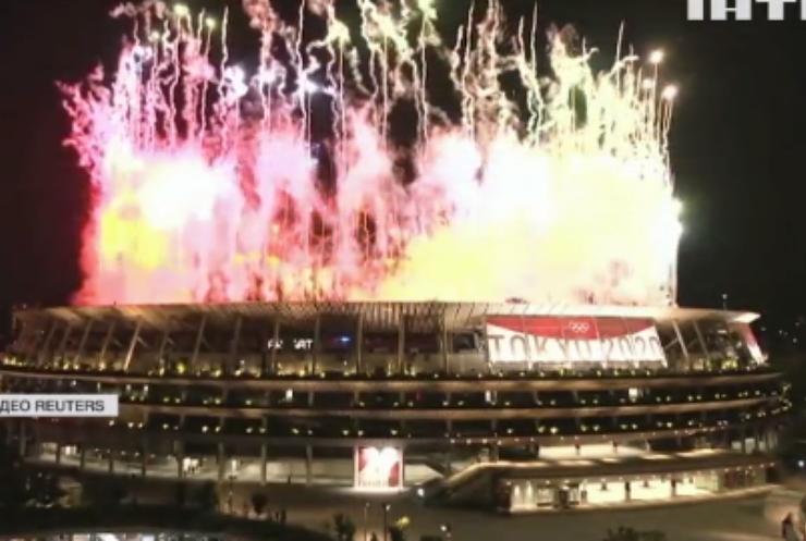У Токіо офіційно завершились Олімпійські ігри