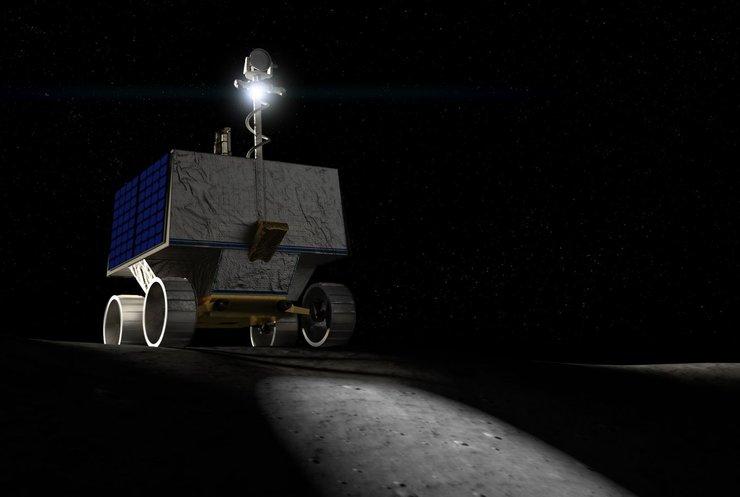 NASA планує відрядити новий місяцехід у 2023 році