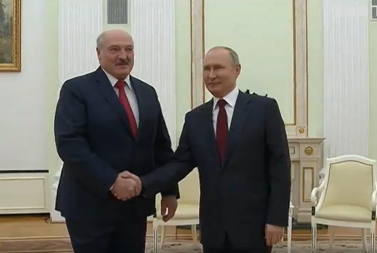 Лукашенко знову зустрінеться з Путіним