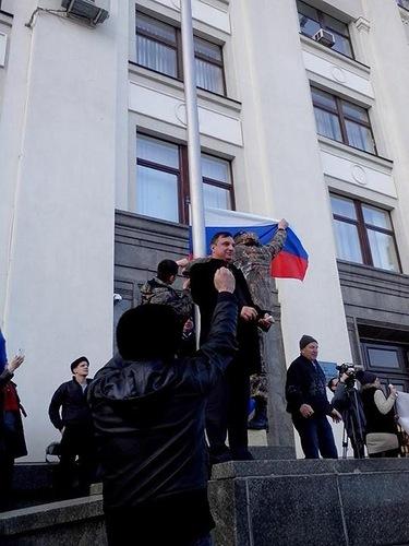 В Украине задержано более 300 пособников террористов, - пресс-центр АТО - Цензор.НЕТ 6330