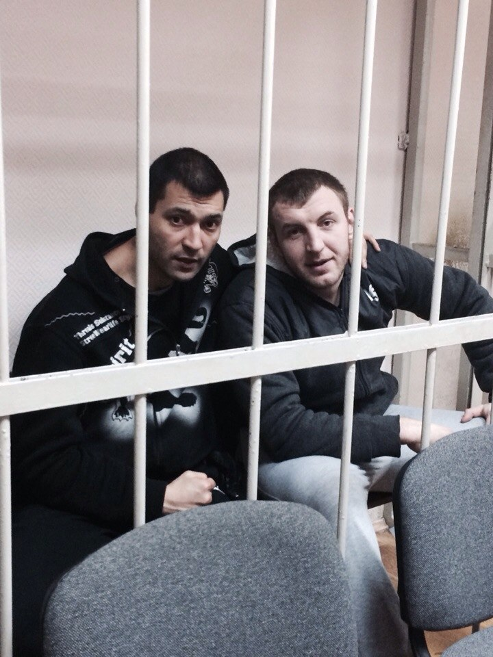 ФОТО:Путин украдкой дал грамоты уголовникам За захват Крыма
