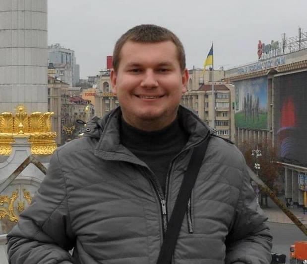 Погибший студент в славянске член правого сектора