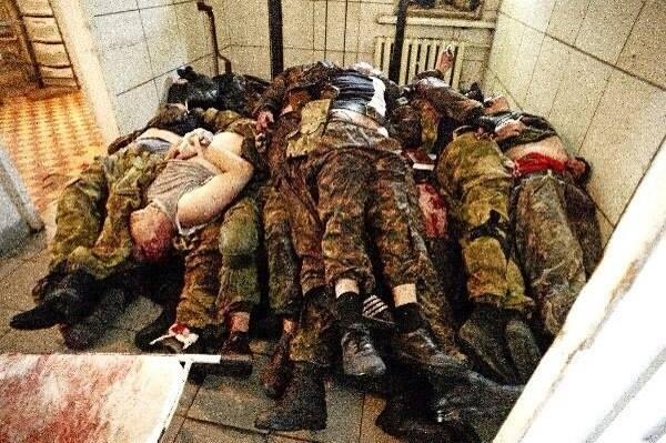 В Славянске снова бои: слышны стрельба и взрывы - террористы установили на крышах домов крупнокалиберные пулеметы - Цензор.НЕТ 4452