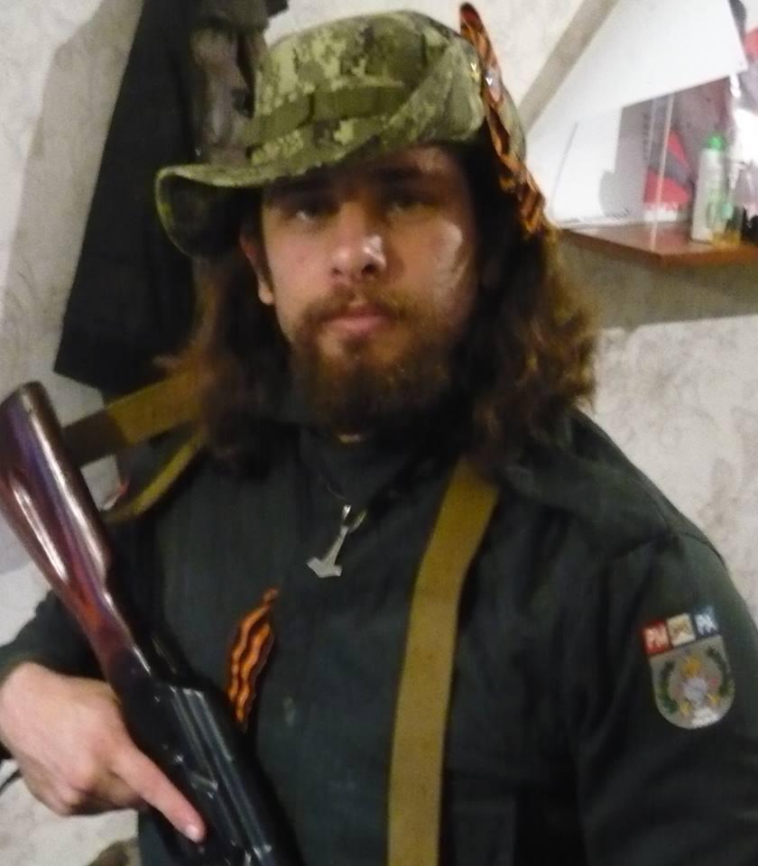 """Наемник из Южной Америки, воевавший за боевиков на Донбассе, задержан в аэропорту """"Борисполь"""", - СБУ - Цензор.НЕТ 9394"""