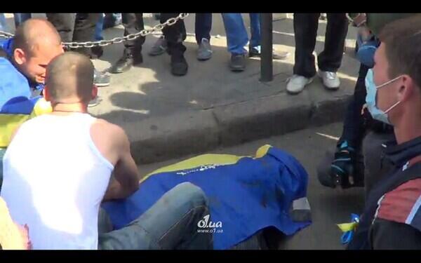 Обнародован первый список погибших в ходе столкновений в Одессе - Цензор.НЕТ 9658