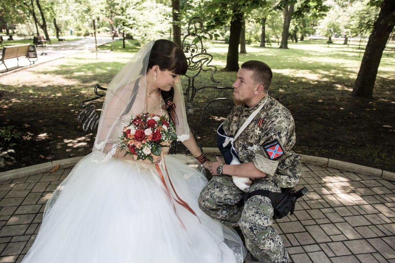 для активного свадьба моторолы в донецке фото после