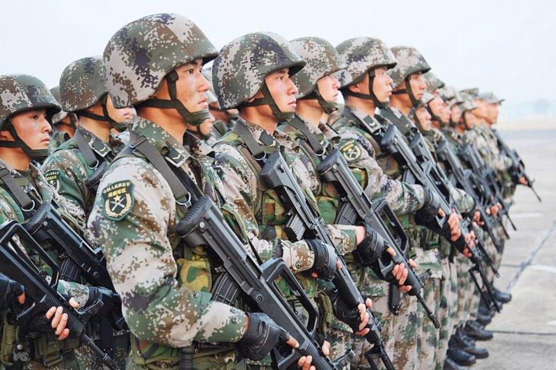 Китай готовится к большой войне