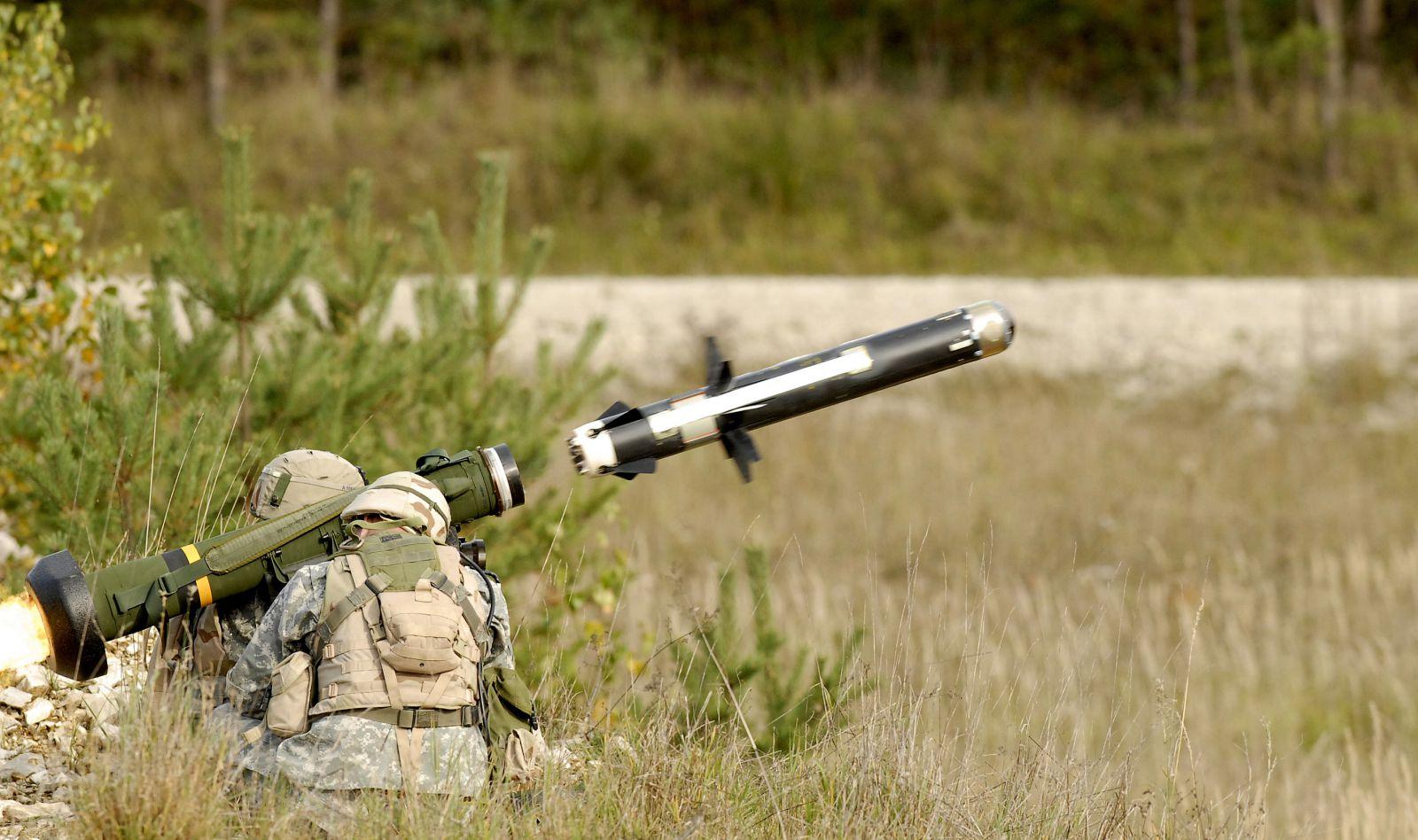 """Славянский """"Азиат"""" лучше противотанкового комплекса Javelin"""