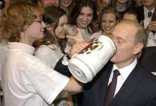 Пиво - напиток демократичный, его пьют практически все: и женщины, и...