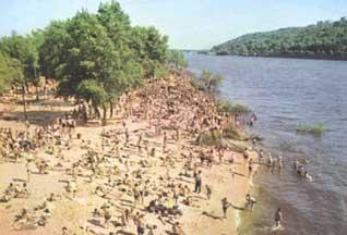 В Киеве запретили купаться