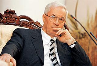 Азаров устроит разнос для команды Черновецкого