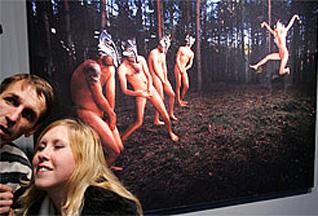 В киевской галерее Коллекция открылась фотовыставка Леси Мальской
