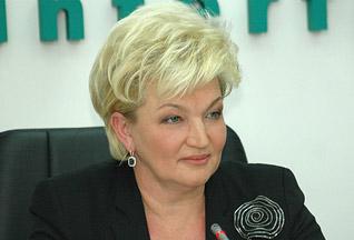 Ющенко нашел должность для Богатыревой