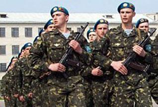 Янукович воссоздать украинскую армию с нуля