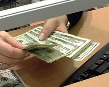 Изменение курса доллара за год