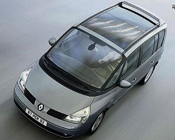 Компания Renault планирует до конца 2010 года начать серийное производство минивэна Espace нового поколения...