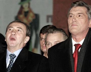 Ющенко собирается уволить Черновецкого