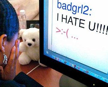 В Великобритании с 2007 года издаются методички по борьбе с интернет-запугиванием.Фото compulenta.ru