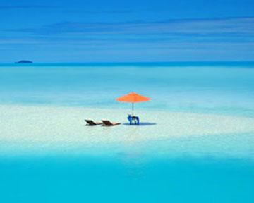 Возглавляют рейтинг острова Кука. Фото The Forbes