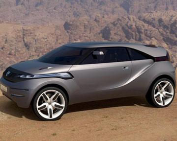 Пока неизвестно, будет ли Dacia Duster выпускаться серийно. Фото Netcarshow.com