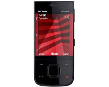 Nokia 5330 XpressMusic появится в продаже в третьем квартале текущего года. Фото Gagadget.com