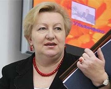 Ульянченко определилась со своим преемником