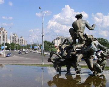 фото Сумы, Украина (город Сумы) в городах lobincev город.