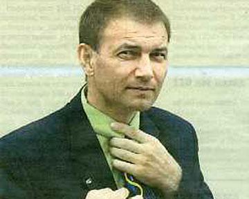 В Киеве задержали экс-полковника СБУ