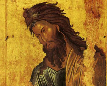 В Киев привезли мощи Иоанна Крестителя