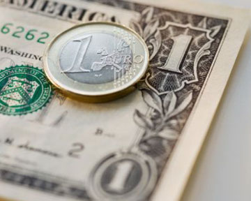 знак евро вектор скачать