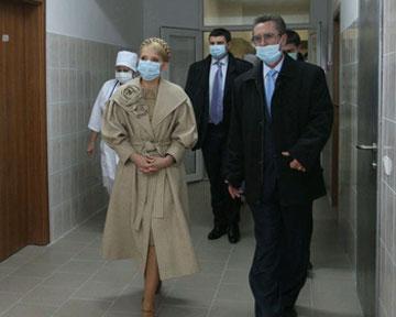 ВОЗ похвалила Кабмин за борьбу с гриппом