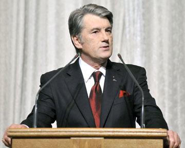 Ющенко призвал политсилы объединиться ради кредита МВФ
