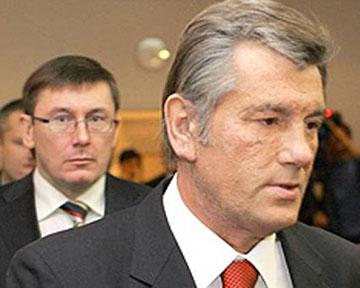 Президент Украины Виктор Ющенко считает, что министр внутренних дел Украины Юрий Луценко должен был давно подать в отставку.