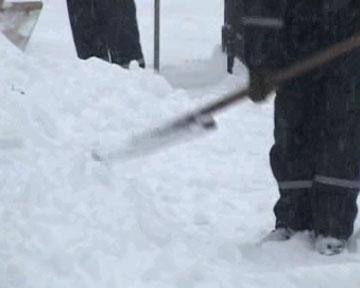 На трассе Одесса - Ильичевск спасают замерзающих людей