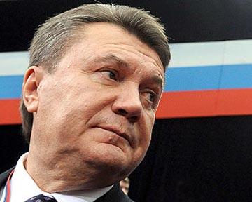 Янукович сдаст Украину России