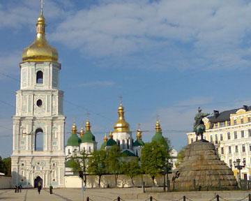 Именно Софию вкупе с любовью просила даровать украинцам премьер.  Даже царь Соломон из всех предложенных Богом благ...