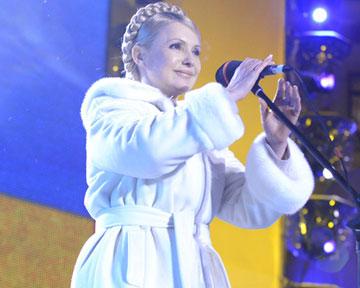 Тимошенко просит объедениться против Януковича