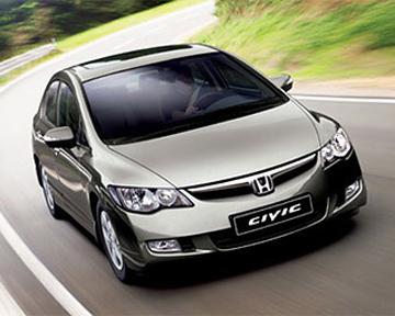 Нonda отложила дебют нового поколения модели Civic
