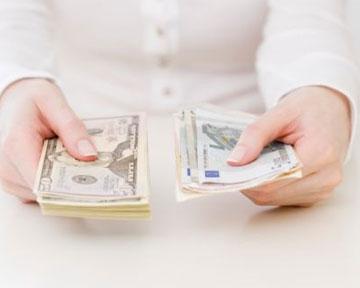 Курс доллара по дням