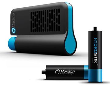 Начались продажи водородной зарядки Horizon MiniPak для гаджетов