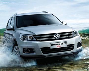 VW готовит удлиненную версию кроссовера Tiguan