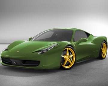 Ferrari сократит очереди на суперкары вдвое