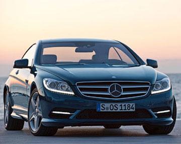 Mercedes-Benz представила обновленное купе CL