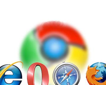 Google Chrome занял 3-е место на мировом рынке интернет-браузеров