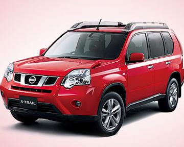 Nissan показала обновленный X-Trail
